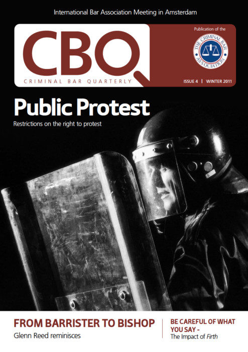 CBQ Winter 2011